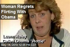 Woman Regrets Flirting With Obama